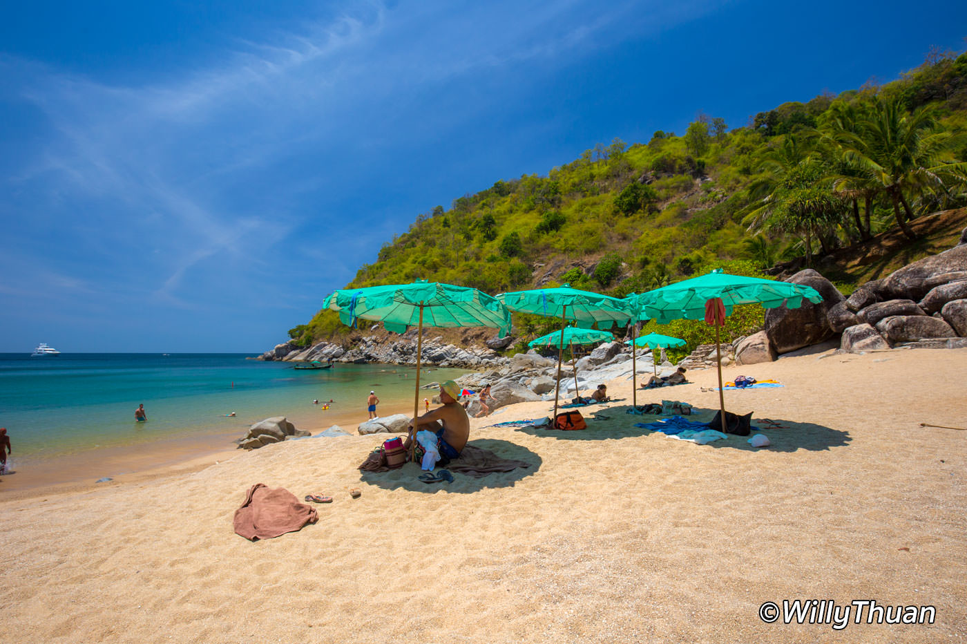 Nui Beach in Phuket