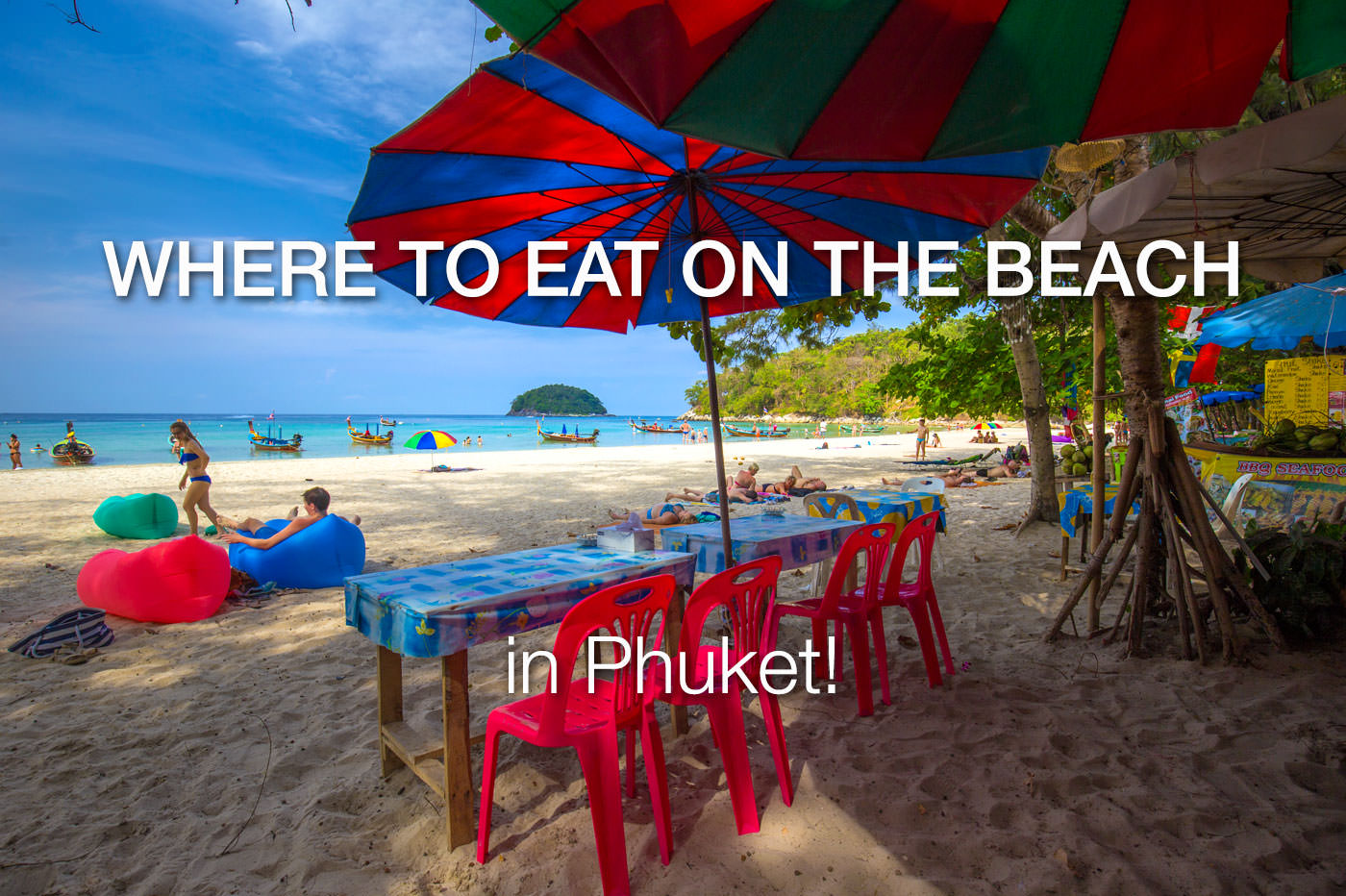 Phuket Beach Restaurants