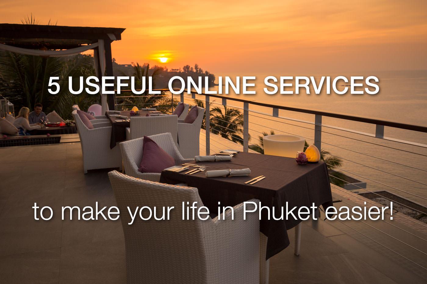 Phuket Online Services