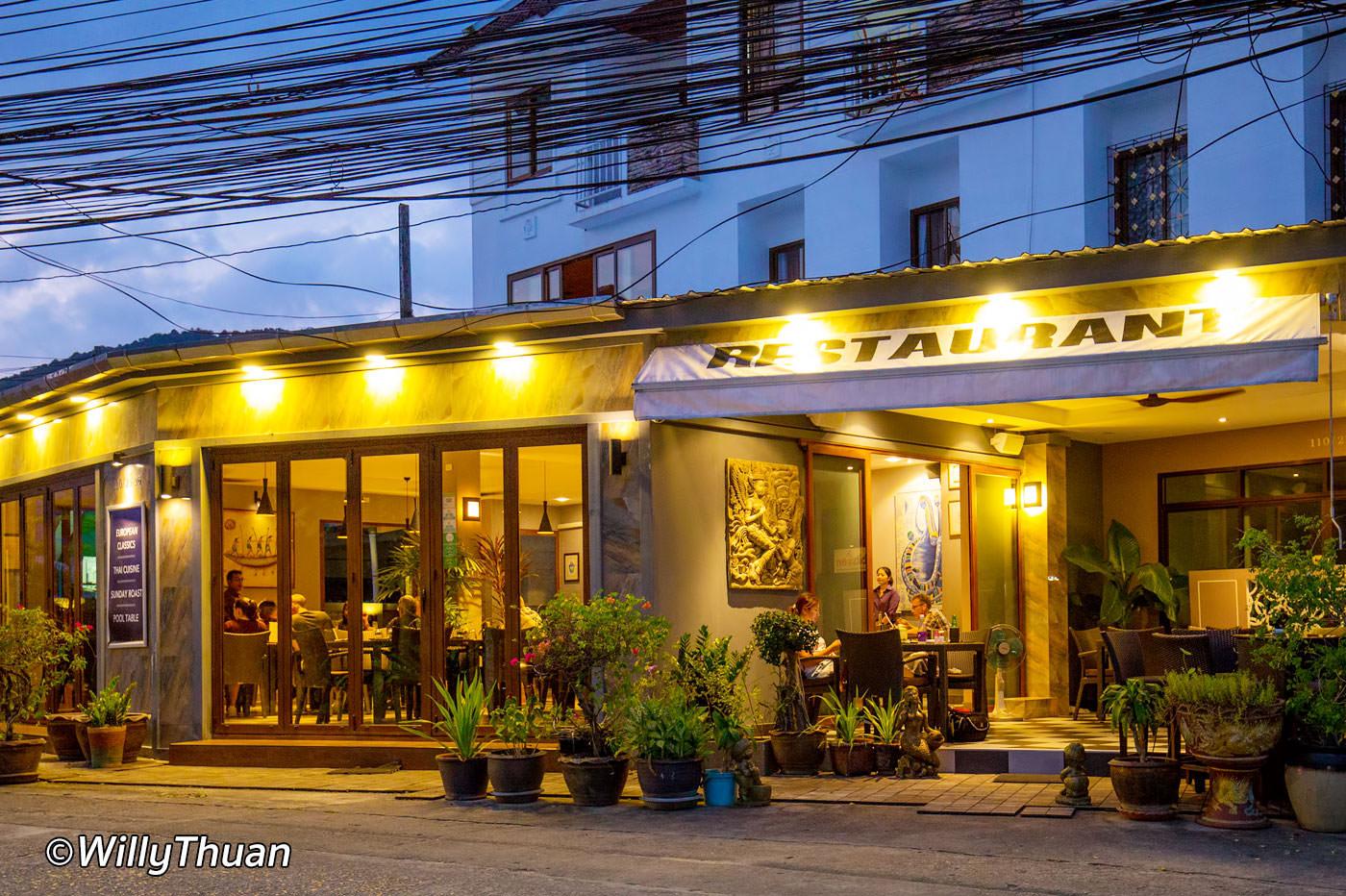 Thong Dee Brasserie Phuket