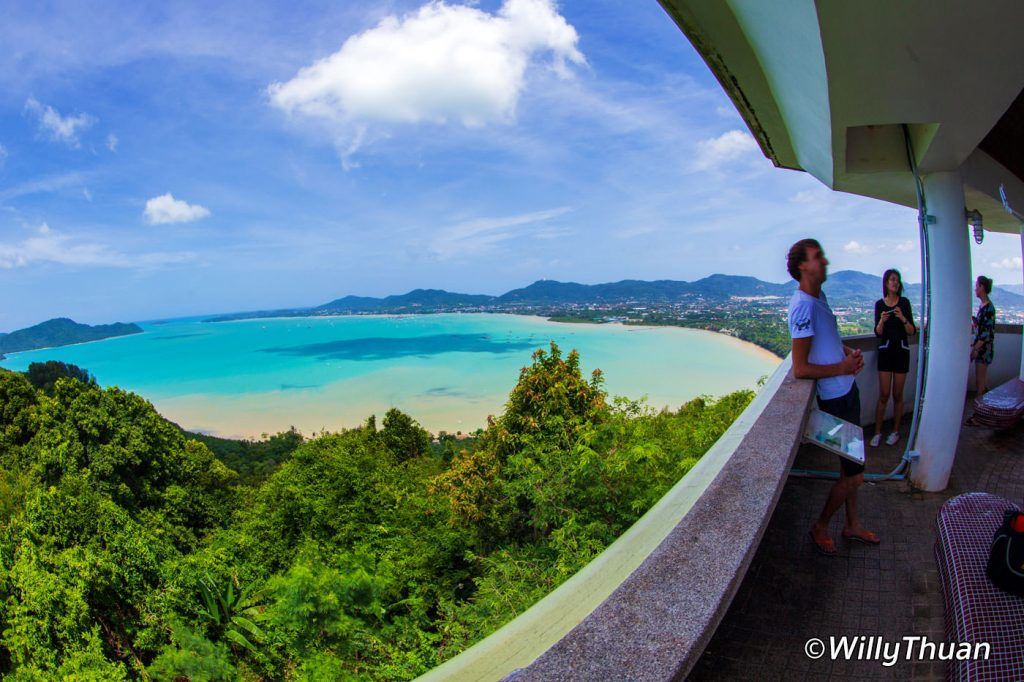 Khao Khad View Point Phuket