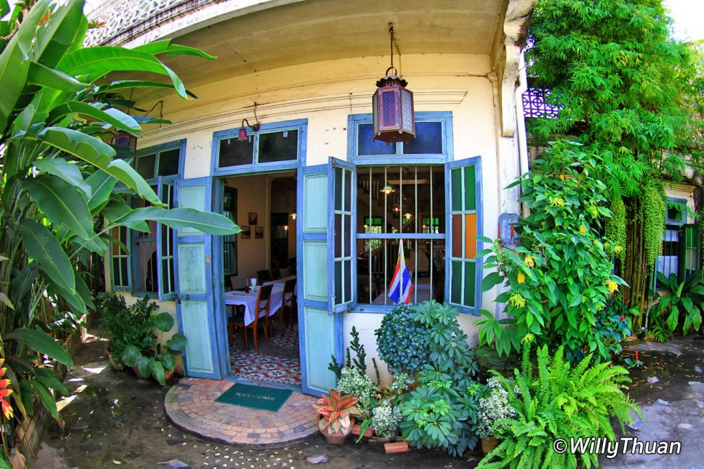 Raya House in Phuket Town