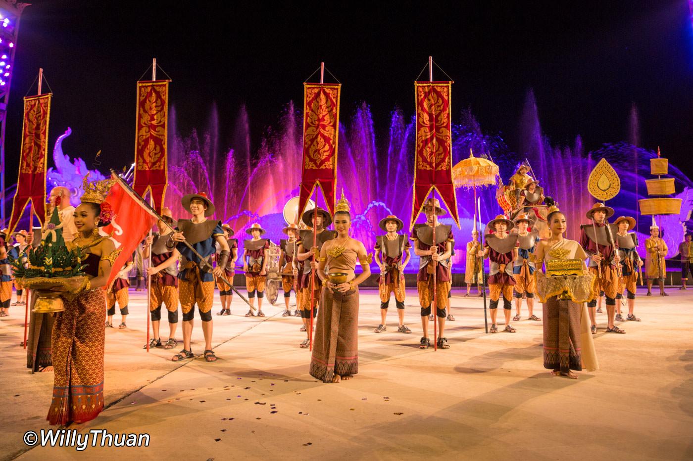 Siam Niramit Phuket Show