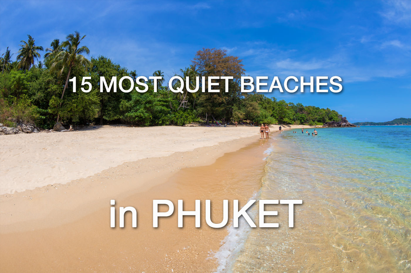 Phuket Secret Beaches
