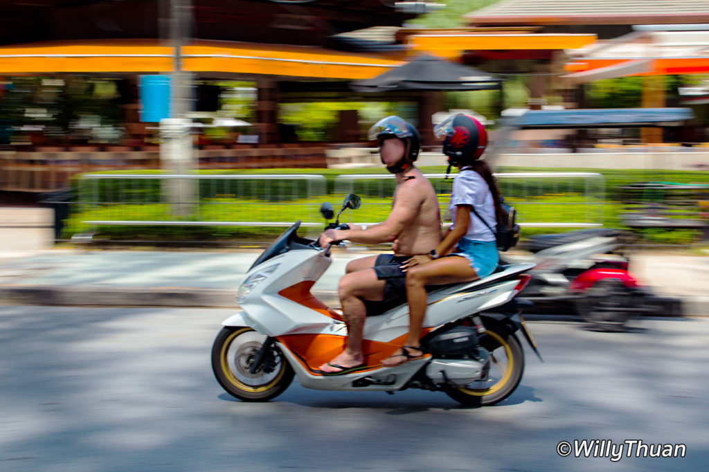 Renting Your Own Motorbike