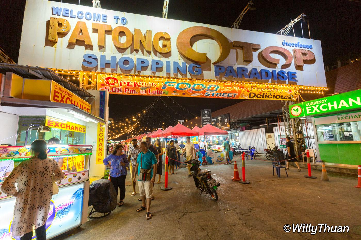 OTOP Market Patong Beach