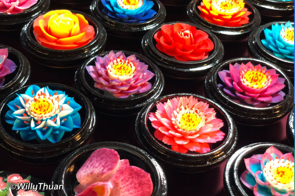 Soap Carving in Phuket