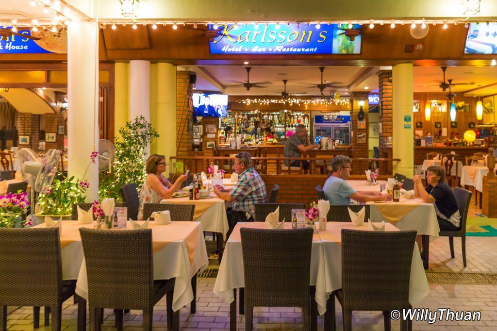 Karlsson's Steakhouse Phuket