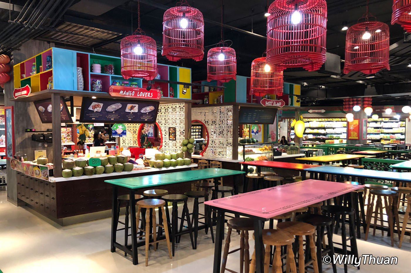 Jungceylon Food Court