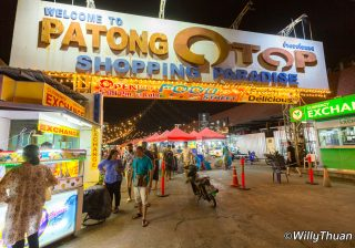 OTOP Night Market Phuket