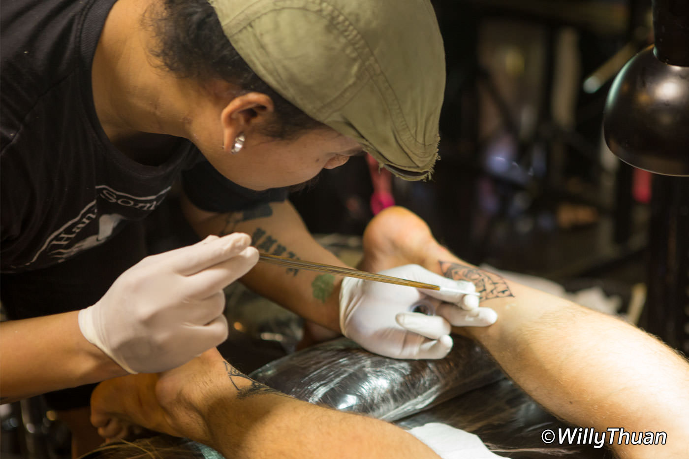 Phuket Best Tattoo Studios