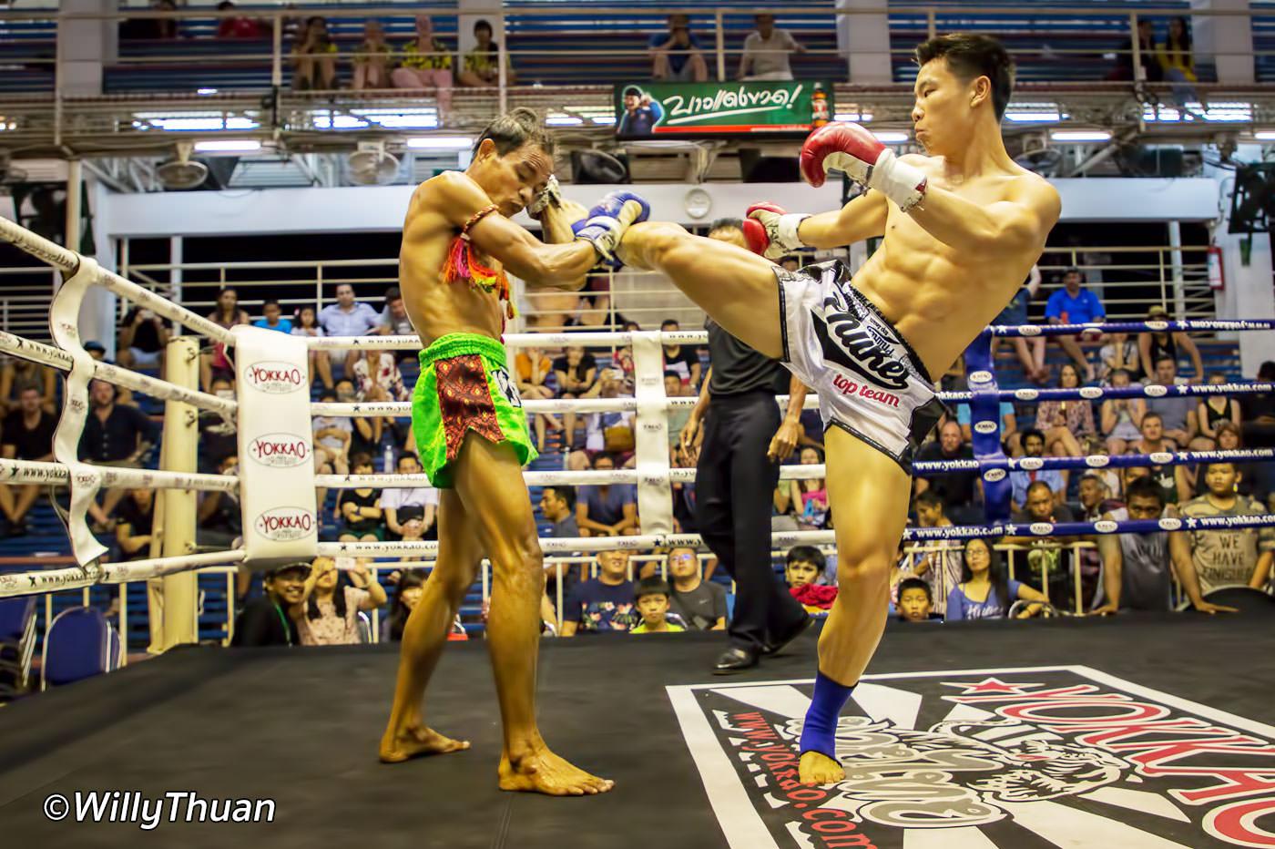 Bangla Boxing Stadium - Watch a Muay Thai Fight in Phuket