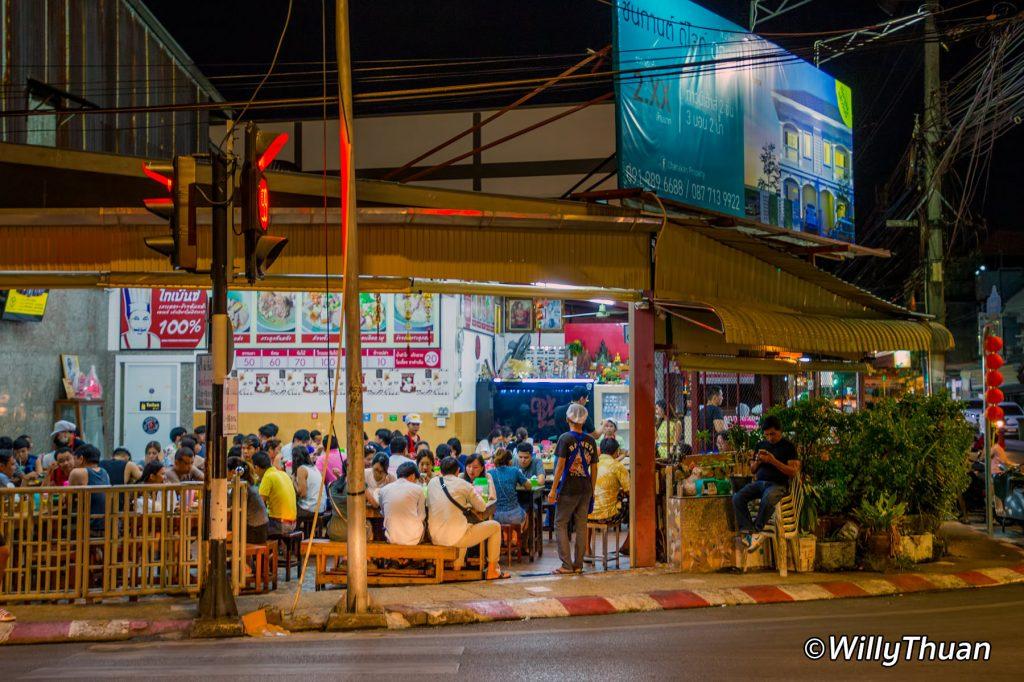 Ko Benz restaurant