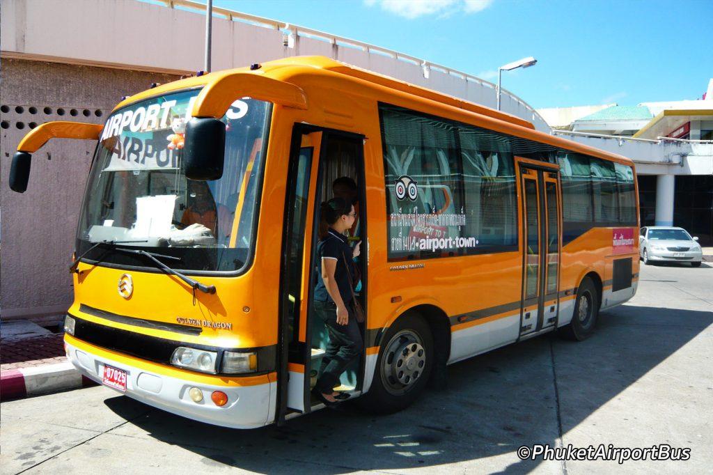 Airport Bus Phuket