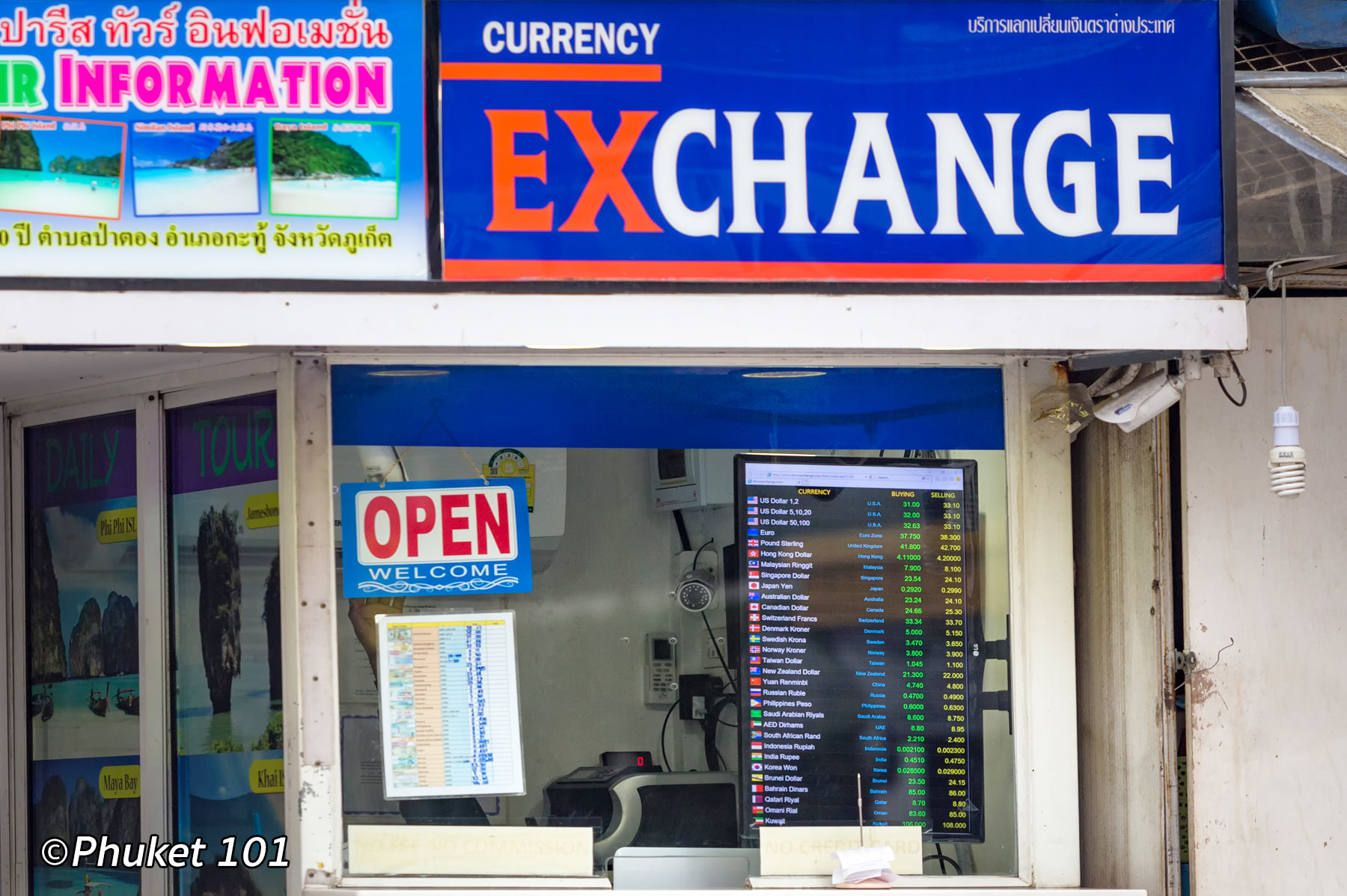 Where To Change Money In Et Get The Best