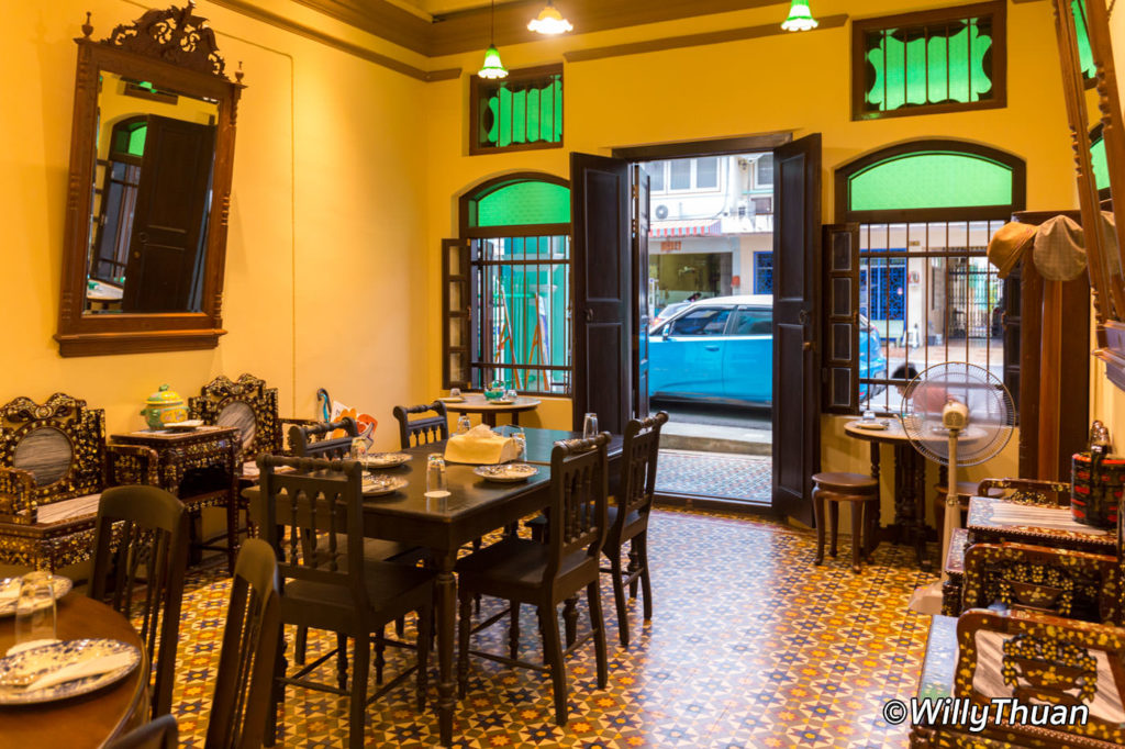 The Charm Restaurant Phuket