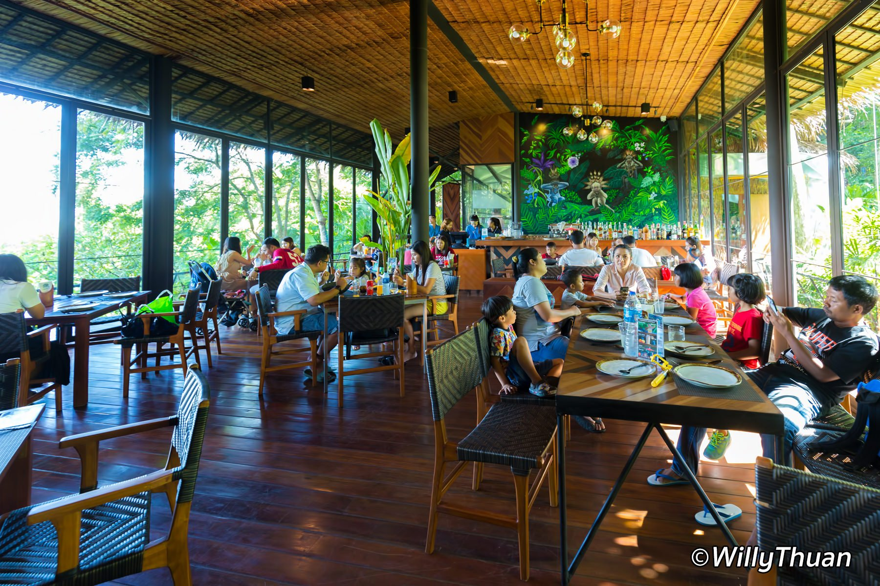 Three Monkeys Restaurant Phuket