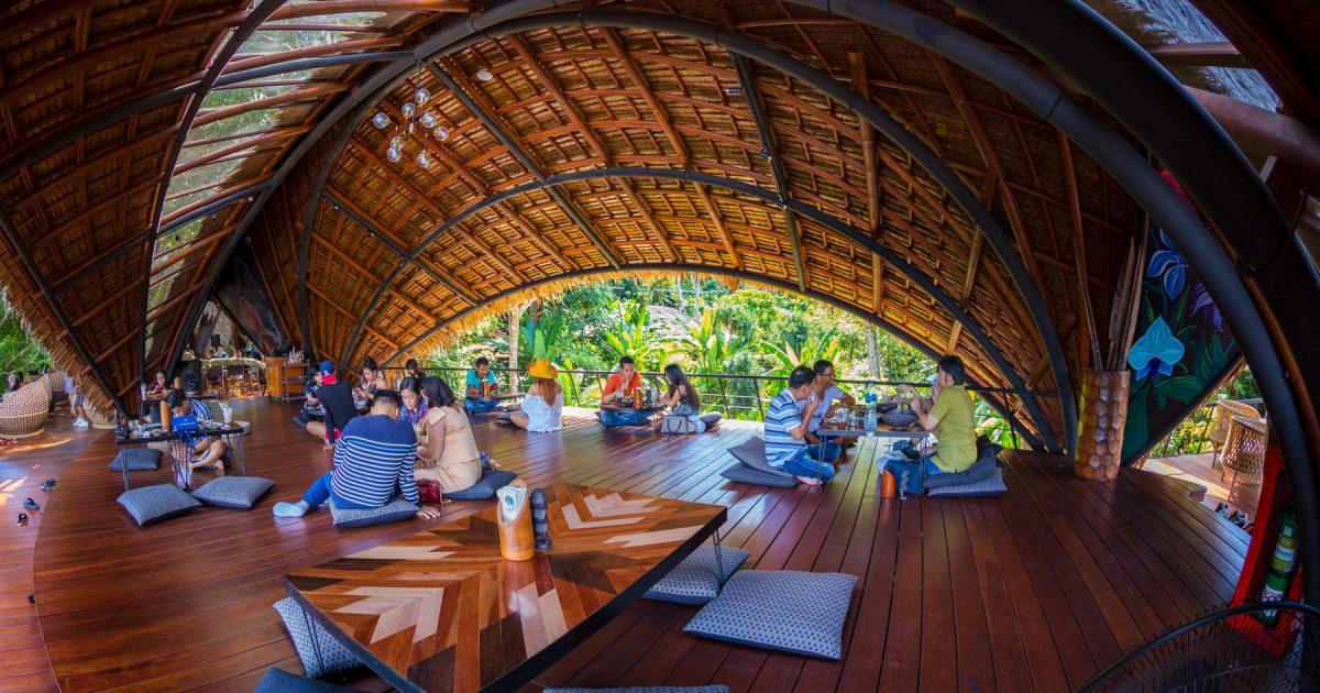 Three Monkeys Restaurant in Phuket