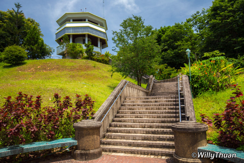 Khao Khad Tower Viewpoint