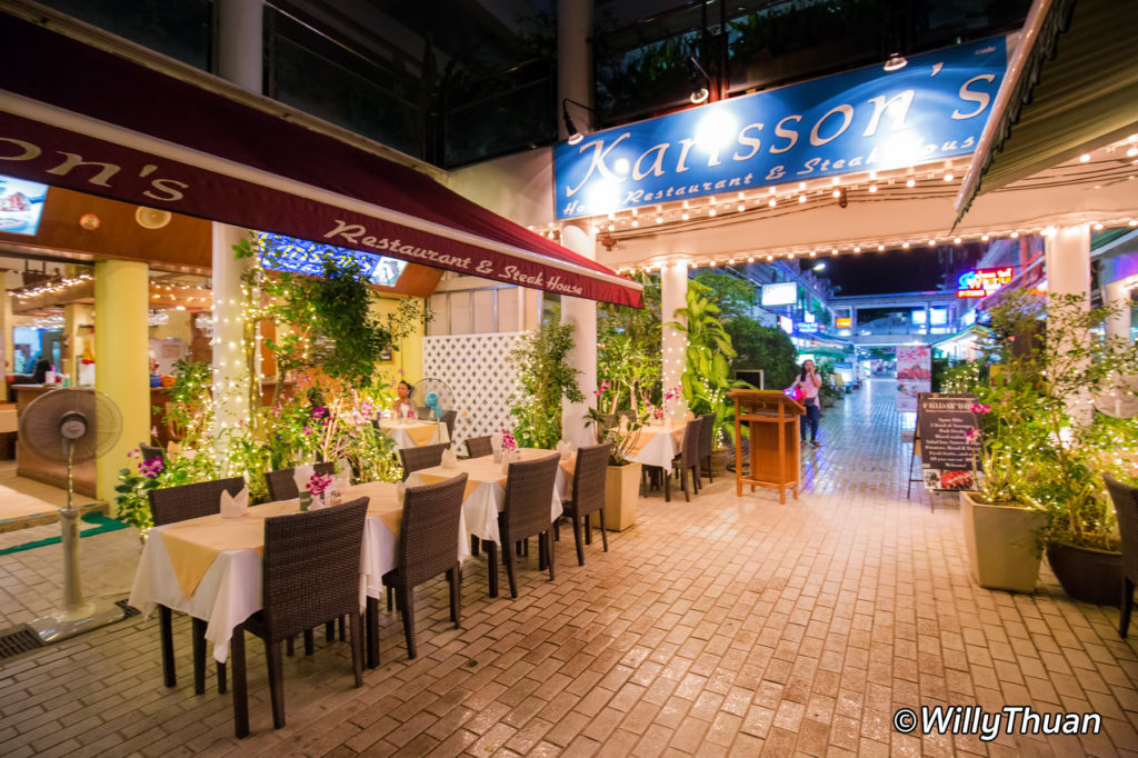 Karlssons Steakhouse Phuket