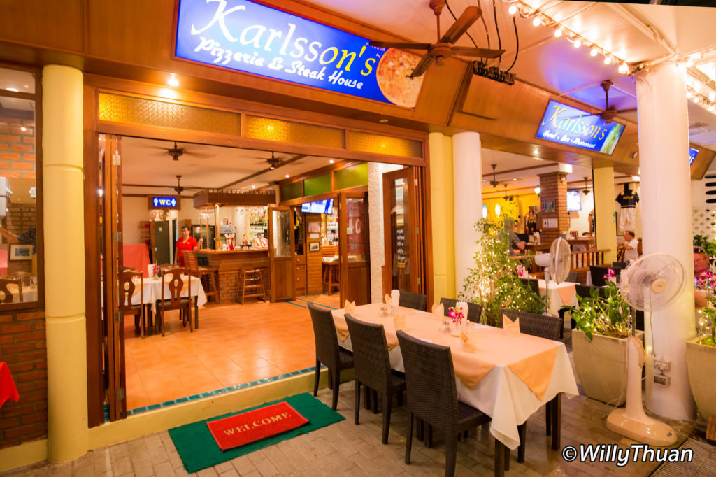 Karlssons Steakhouse Patong Beach Phuket