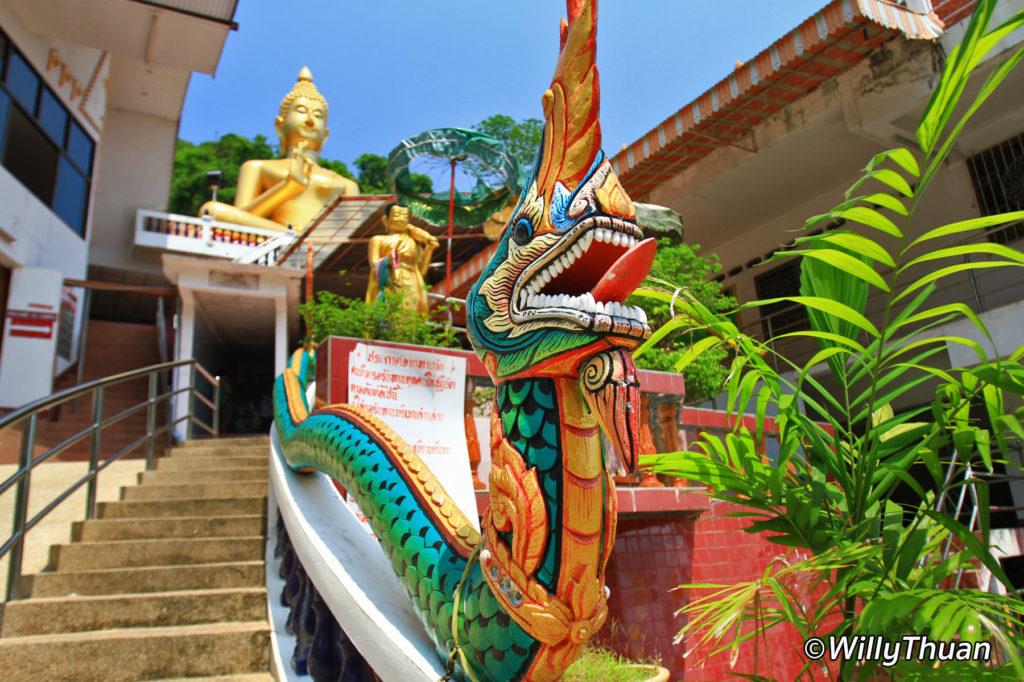 Khao Rang Temple in Phuket Town