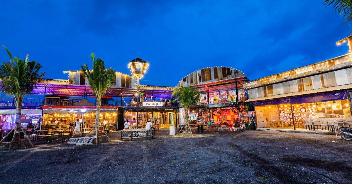 Vintage Market Phuket in Kathu, Phuket