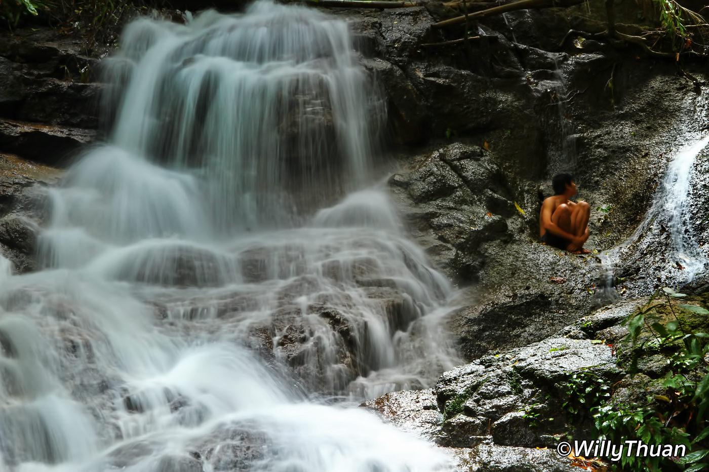 Phuket Waterfalls