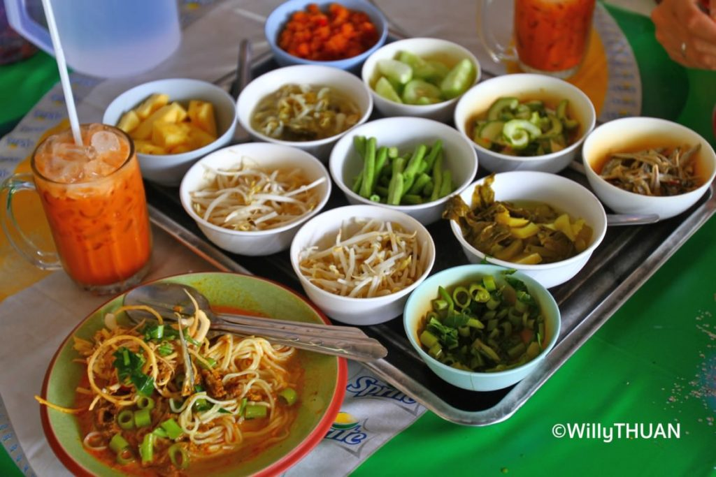 Eat Local Thai Food