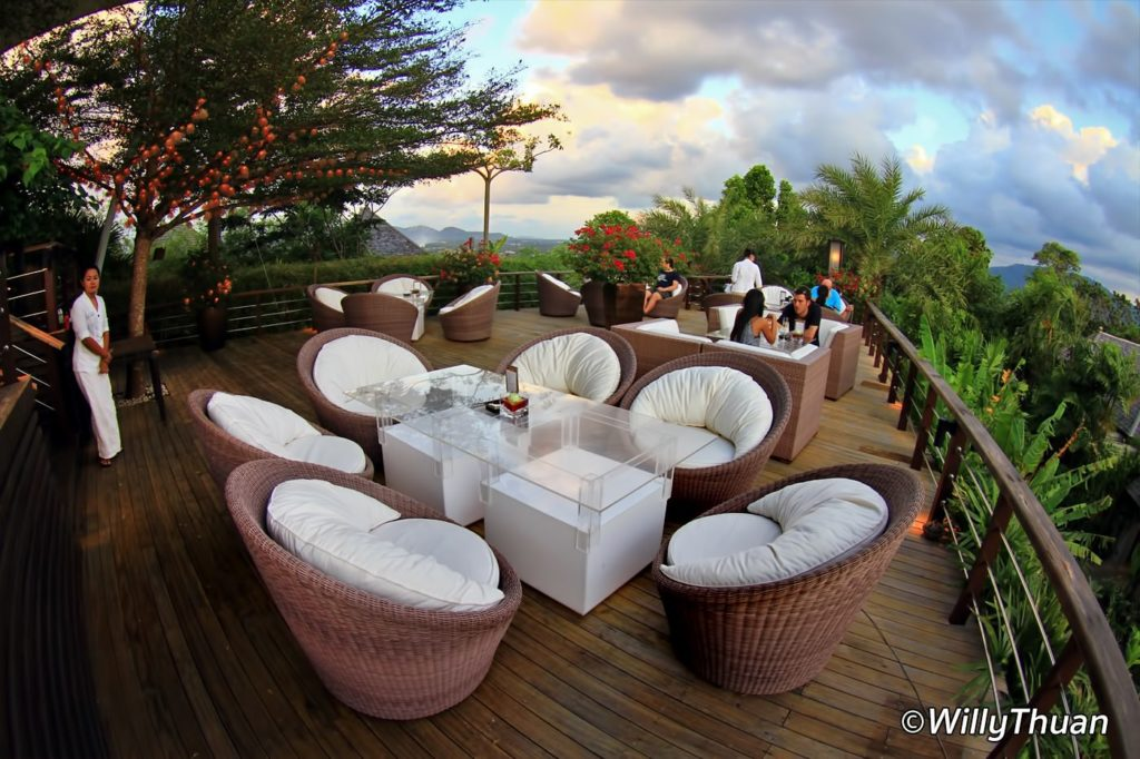 360 Rooftop Bar at Phuket Pavilions
