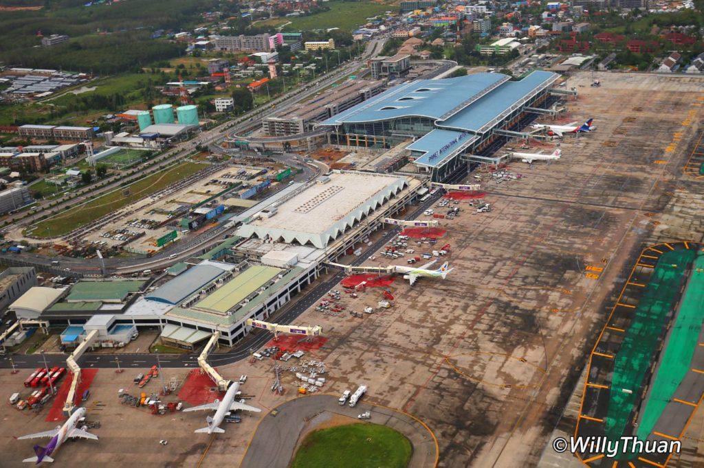 Phuket New Airport Terminal
