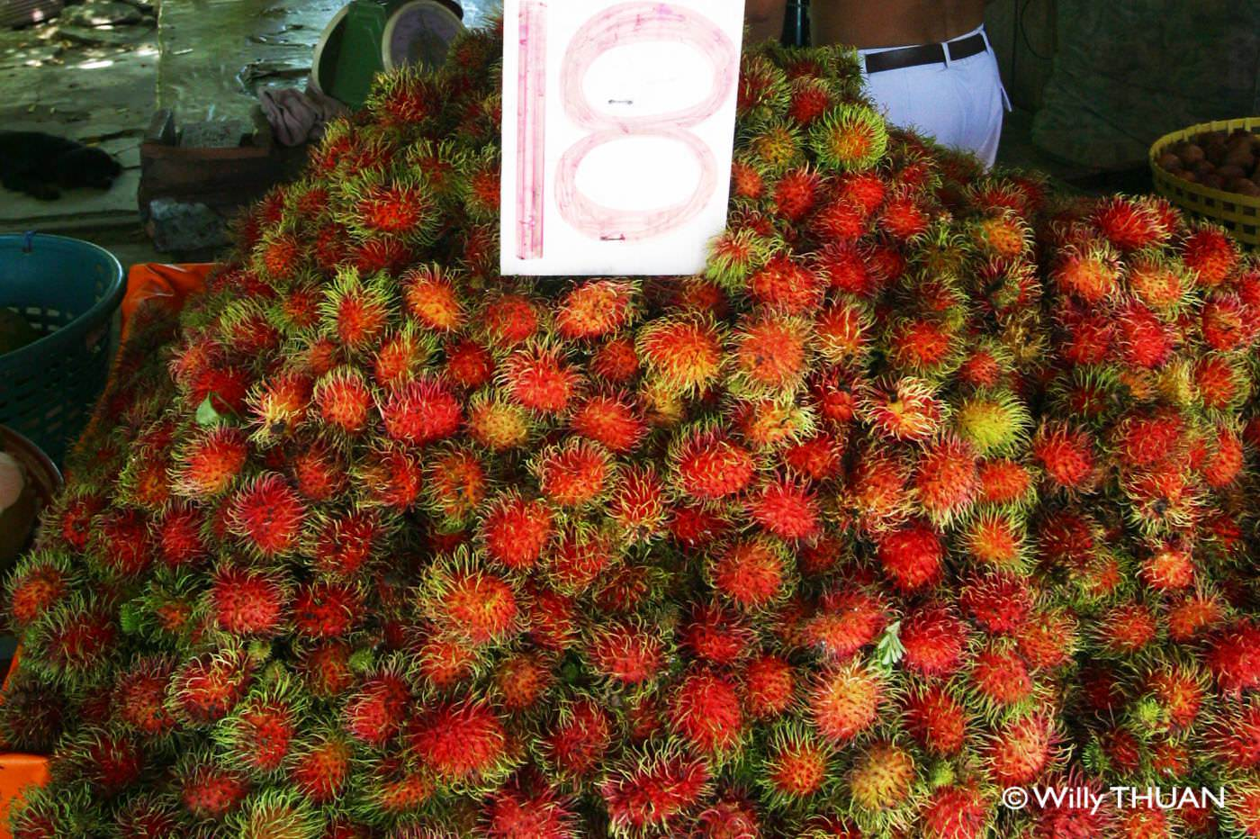 25 Thai Fruits to Discover in Phuket
