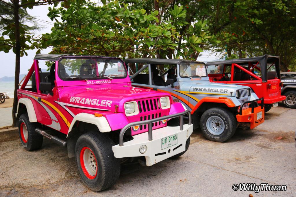 Phuket Street Car Rental