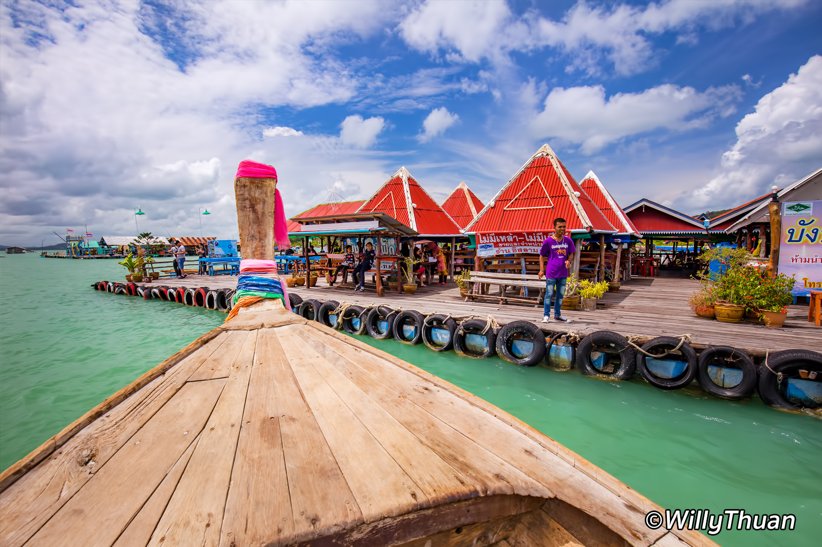 Bang Mud Floating Restaurant