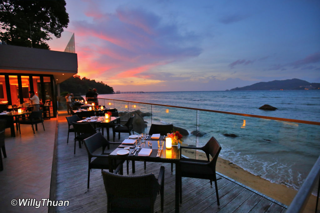 La Gritta, Phuket Most Romantic Restaurant