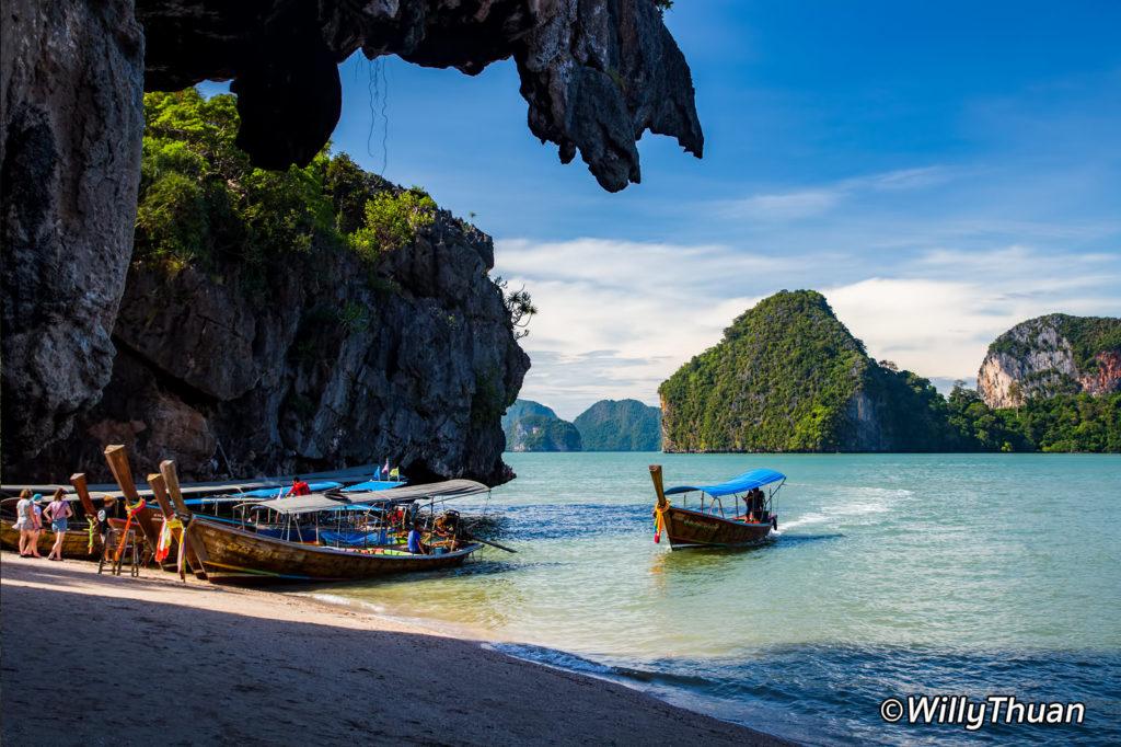 A day trip in Phang Nga Bay