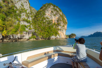 Phang Nga Bay with Simba Sea Trips