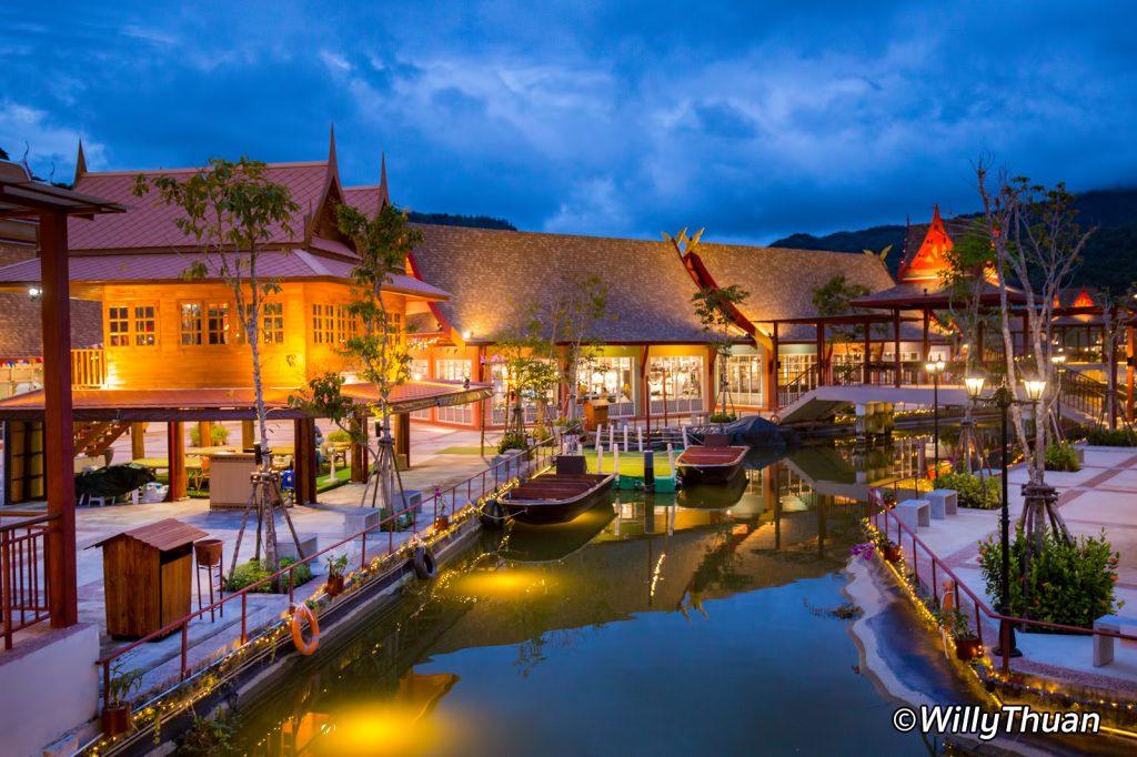 Thalang Maneekram Phuket Floating Market