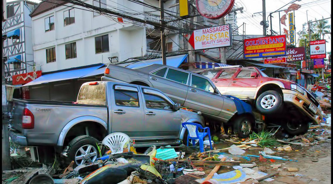 Phuket Tsunami December 2004
