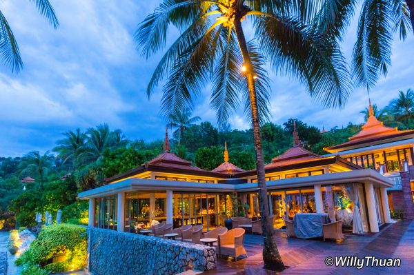 Pru at Trisara Phuket