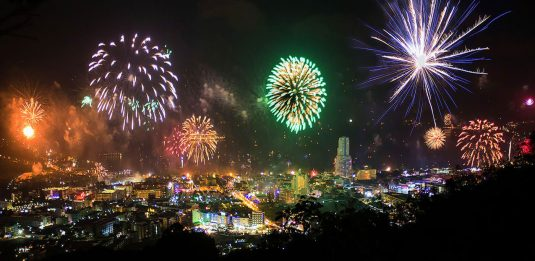 New Year Eve Party in Phuket