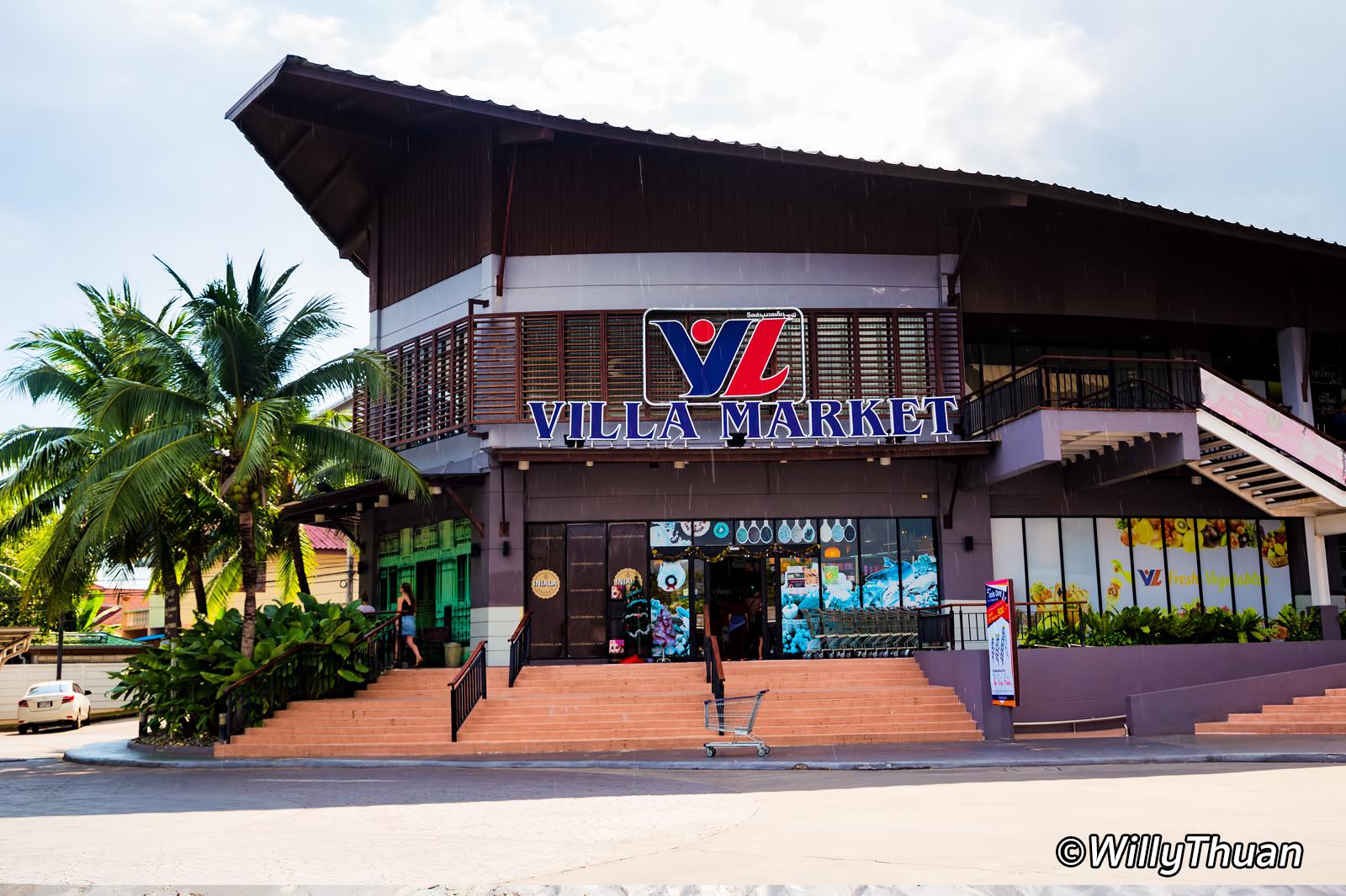 Villa Market Phuket