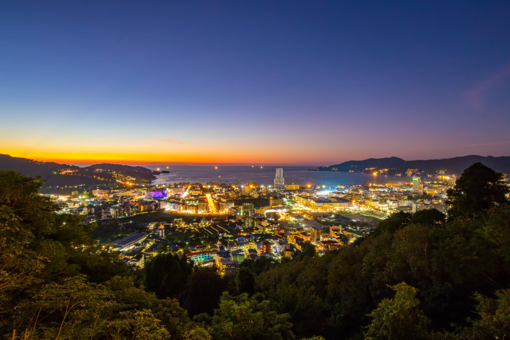 Patong Sunset View