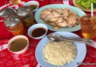 Chicken Rice Kota Khao Mun Kai Phuket