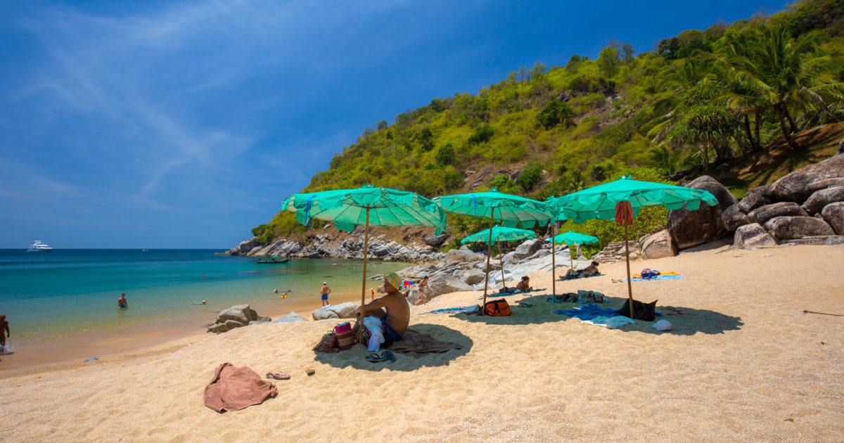 Nui Beach in Phuket