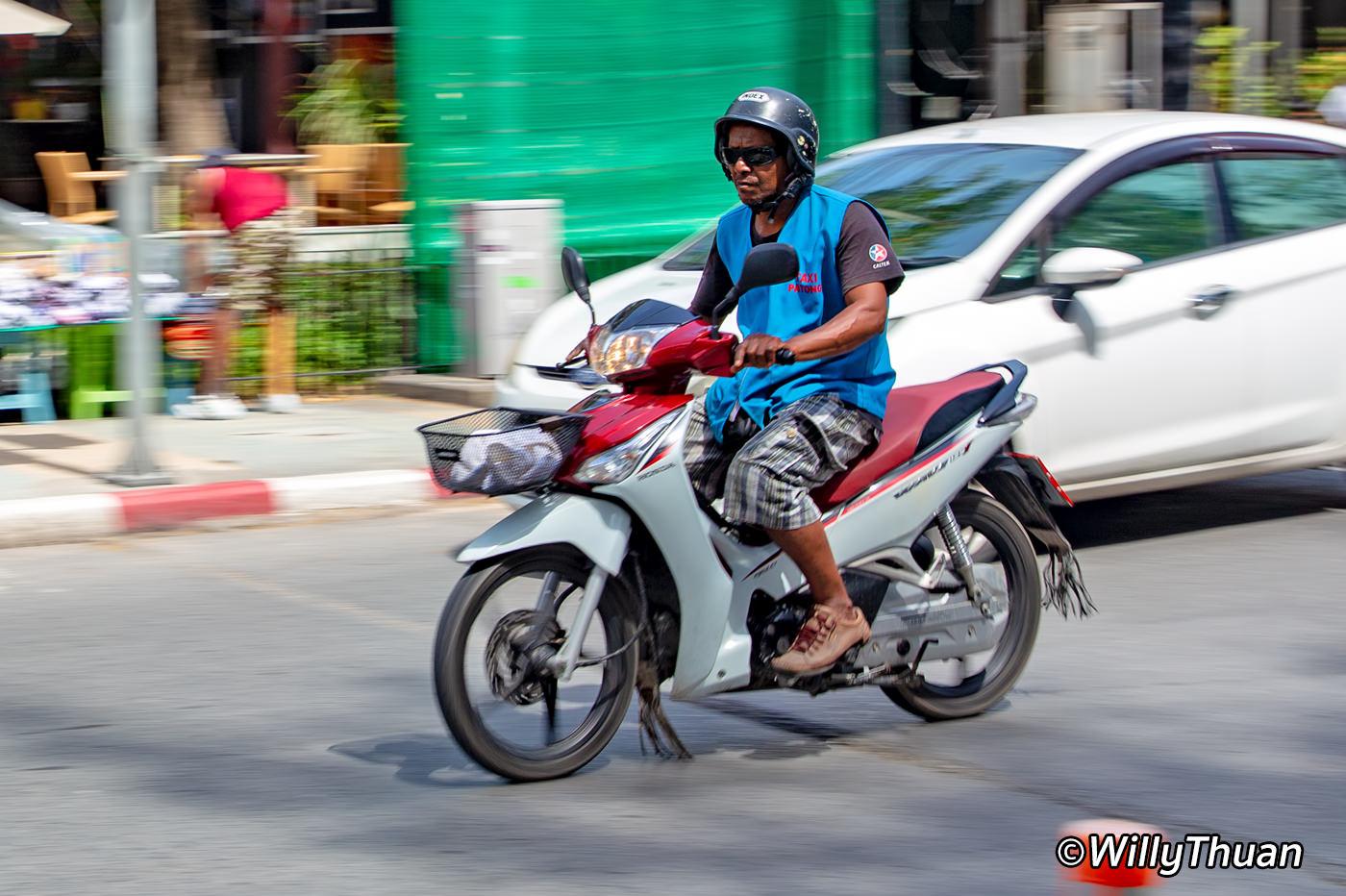 Phuket Taxis, Tuk Tuks and Buses - Getting Around Phuket