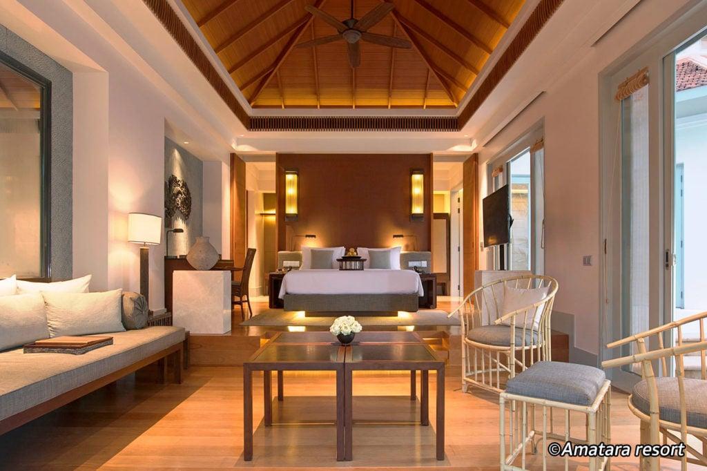 Amatara Spa at Amatara Resort