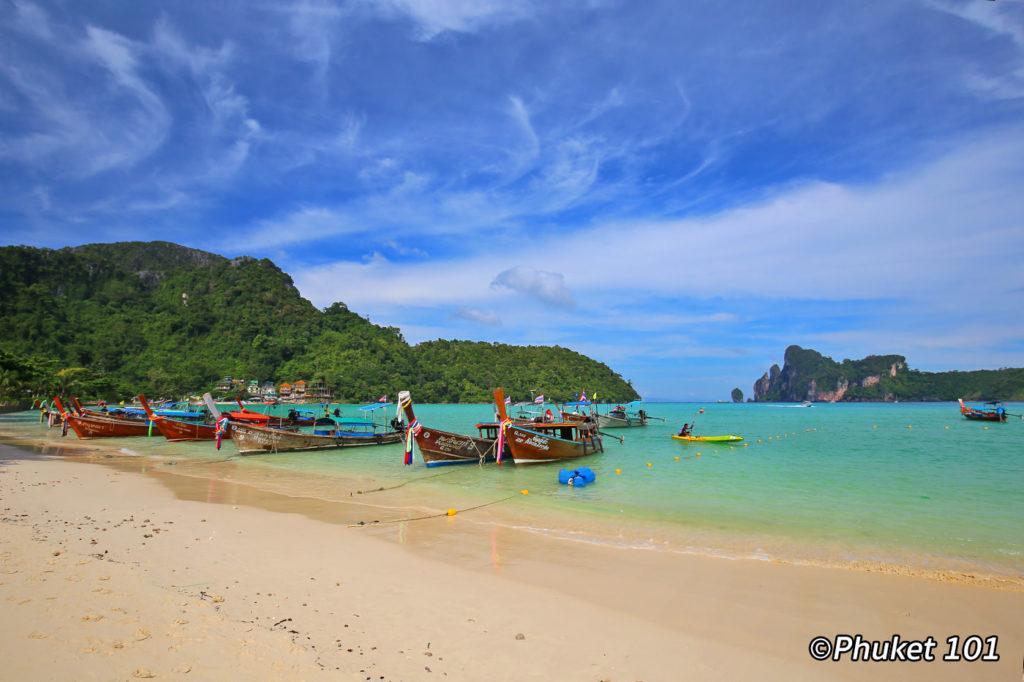 Phi Phi Island - Tonsai