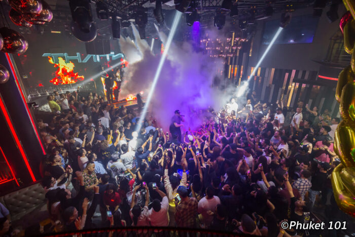 Best Clubs in Phuket and in Patong Beach