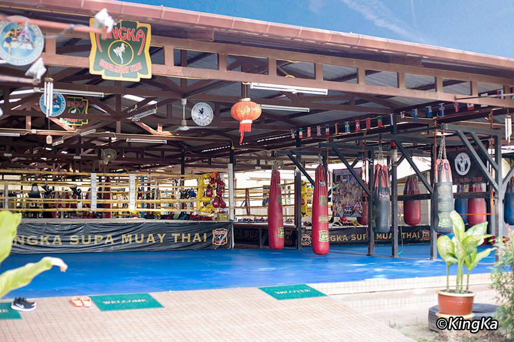 Kingka Muay Thai Camp